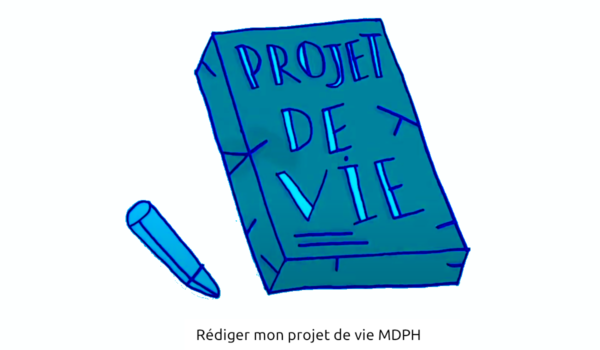 projet de vie mdph